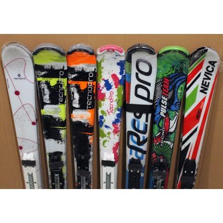 Детско - юношески ски 120 см.