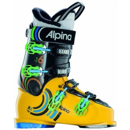 Ски Обувки Alpina X6 ACTION