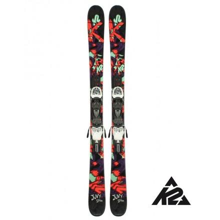 Ски K2 JUVY + Автомати
