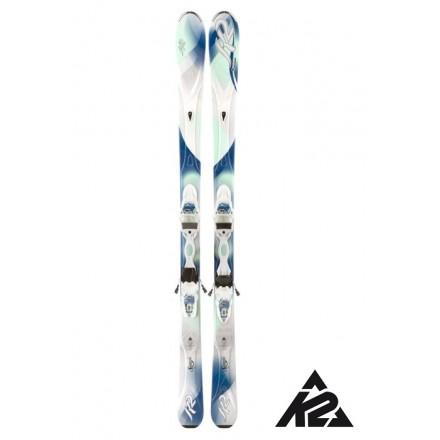 Ски K2 SUPERIFIC + Автомати